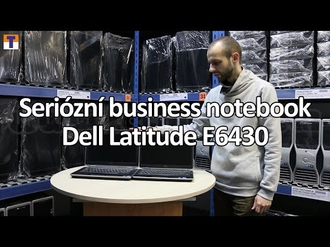 Seriozní­ business notebook Dell Latitude E6430