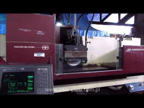 Szlifierka do płaszczyzn - Surface grinding - Flachschleifmaschine - HAUNI BLOHM PLANOMAT 412 - zdjęcie