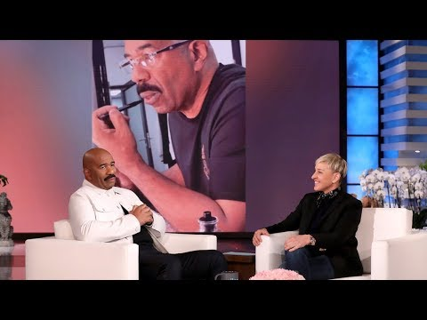 Download Steve Harvey's Son Exposed His Dad's Mustache Grooming Routine HD Mp4 3GP Video and MP3