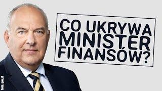 Co ukrywa nowy minister finansów?