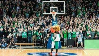 Lithuania – country of basketball. MEET BC ZALGIRIS KAUNAS