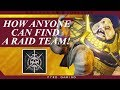 Destiny 2: How Anyone Can Find A Raid Team! (And Why EVERYONE Should Raid!)