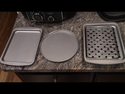 OvenStuff 6 Piece Toaster Set - Ninja Cooking System
