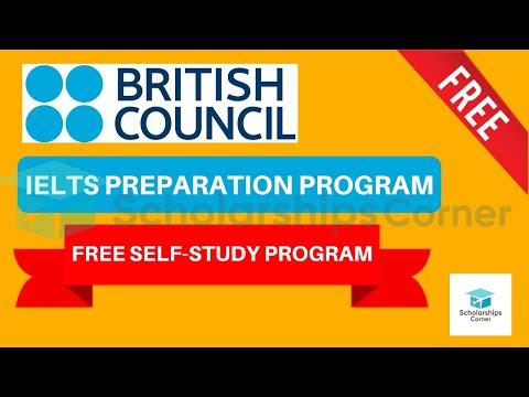 British Council Free Online IELTS Preparation Program | Free Self-Study Program