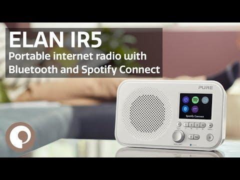 Elan IR5 video