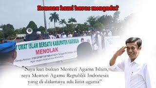 Kegelisahan Seorang Imam: Penolakan Gereja St. Yoseph Karimun