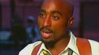 2Pac - Interview Fotune fame