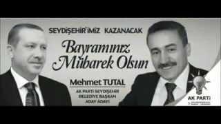 preview picture of video 'Seydişehir Ak Parti Belediye Başkan  Adayı Mehmet TUTAL'