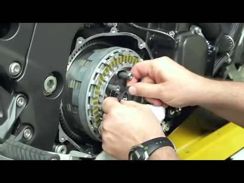 2012 ZX-14R Clutch Mod Kit Install - P/N: 270682