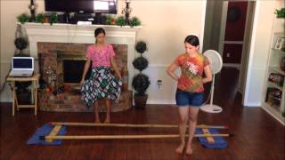 Tinikling Tutorial