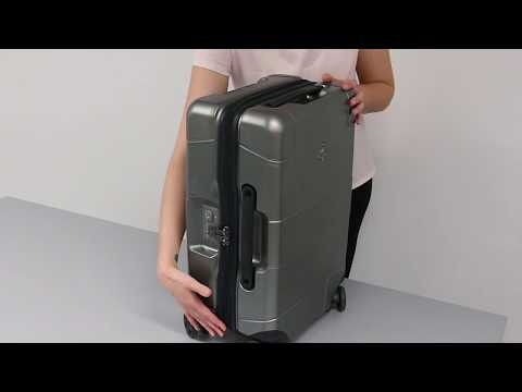 Lexicon Hardside Frequent Flyer Carry-On