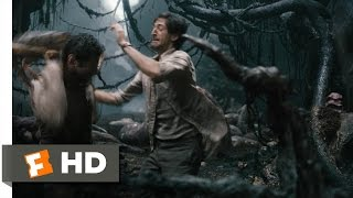 King Kong 5/10 Movie CLIP  Giant Bugs Attack 2005 HD