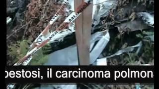preview picture of video 'Amianto abbandonato a Caserta 20/08/2012'