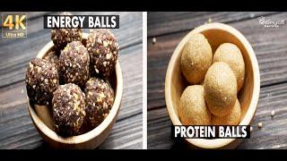 Protein Laddu Recipes  - Immunity Booster Ladoo  - Bajre ke Laddu