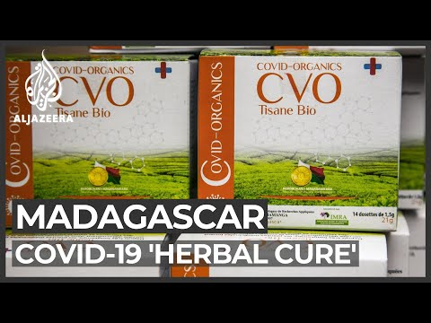, title : 'WHO says Madagascar's herbal tonic against COVID-19 not a cure