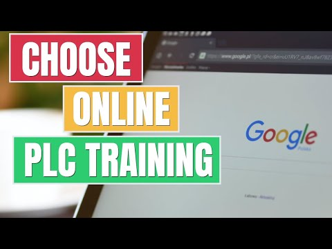 Choose The Right PLC Programming Training Course -  For Beginners Learning PLC Programming at Home
