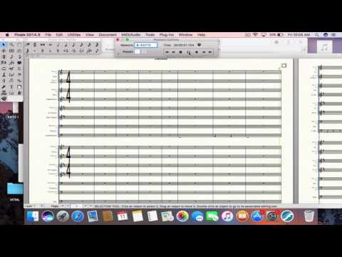 A sample of orchestral music that I can teach you how to compose.