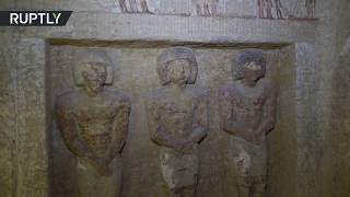 4,400yo tomb discovered in Egypt