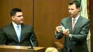 Conrad Murray Trial   Day 3, Part 5