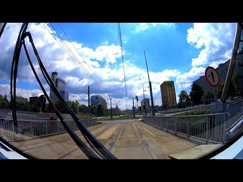 Silesia Trams - Tramwaje Śląskie | Linia 6 - Katowice - Bytom - Veedock -  The Art of View