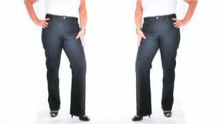 Le Pantalon Parfaitement Ajusté Par Addition Elle - Galbé