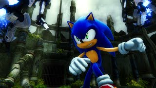 Sonic Fan Games ✪ Sonic 06 Remastered (P-06)