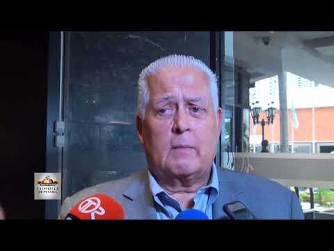 Empresarios escuchan las propuestas de Pérez Balladares