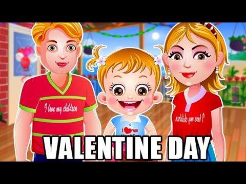 Video of Baby Hazel Valentine Day