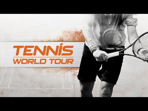 Tennis World Tour Teaser Trailer thumbnail