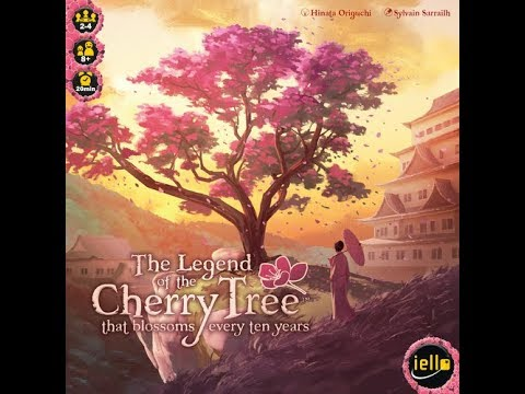Origins 2018 Bonanza: The Legend of the Cherry Tree that blossoms every 10 years Impression