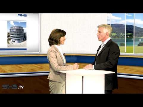 Werbefilm für Kunden, Personal und Vertrieb der SHB AG