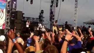 Chance The Rapper - Arthur Theme Song - Sasquatch! Music Festival 2014