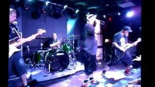 Downset - Against The Spirits live @ Blackthorn 51 Queens NY 2014