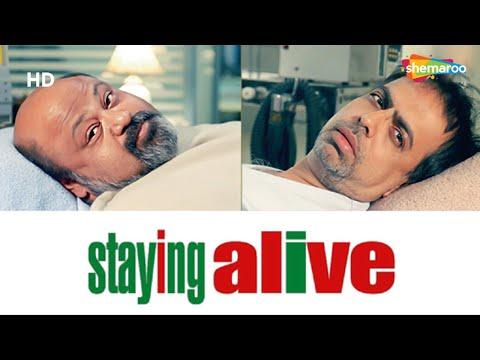 Staying Alive (HD) | Saurabh Shukla  | Anant Mahadevan | Navni Parihar | Bollywood Latest Movie