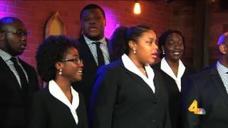 fisk jubilee singers rise shine. fisk jubilee singers done made my vow fisk jubilee singers rise shine