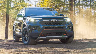 [YOUCAR] Ford Explorer Timberline (2021) Most Off-Road-Capable Explorer Ever