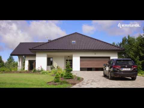 KRISPOL - bramy, okna, rolety z gwarancją spokoju (spot 30s) - zdjęcie