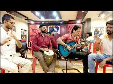 Atulit Band Fusion Raag Yaman