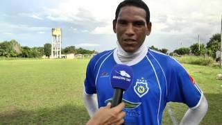 preview picture of video 'Preparação do Clube Nacional Borbense para Campeonato Amazonense 2014'