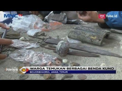 Aliran Sungai Dangkal, Warga Bojonegoro Berburu Harta Karun di Sungai Bengawan Solo -LIP 29/10
