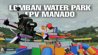 Lomban Water Park FPV drone Footage