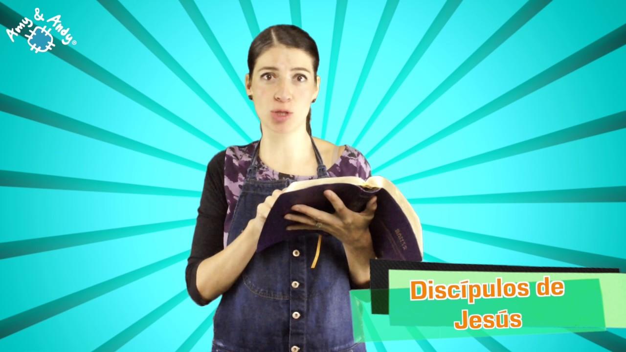 LA palabra es semilla. Devocional cristiano para niños. Amy & Andy