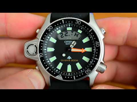 Best diving watch under 400 euros? Citizen JP 2000-08E