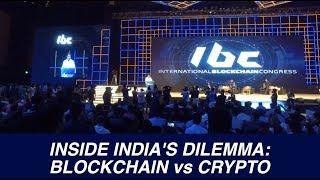 Cryptocurrency-Marktwert in Indien