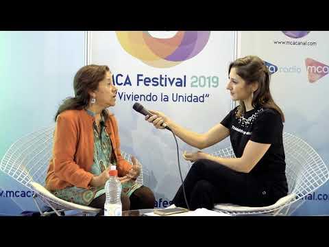 entrevista a Isabel Soto Luque en MCA Festival 2019