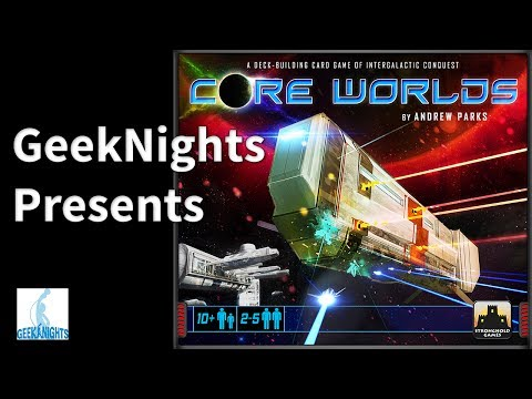 Review: Core Worlds - GN Presents