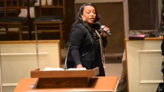 Tasha Page-Lockhart - Faith Come Alive at SMAC2K14