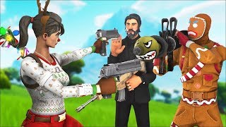 Deagle and Famas Meta In Solos?! | 18 Elims Tilted Towers Landing
