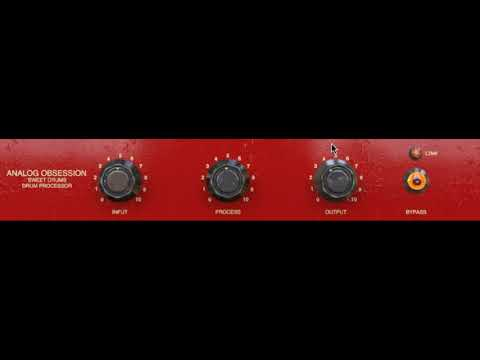 """Analog Obsession """"Sweet Drums"""" Link Feature!"""