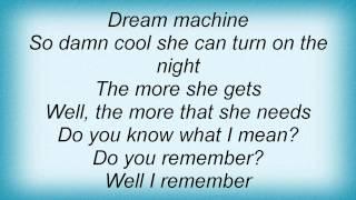 Donnas - Too Fast For Love Lyrics